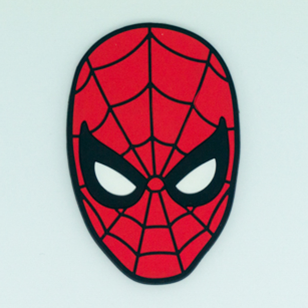 2017 2D Marvel soft pvc souvenir fridge magnet