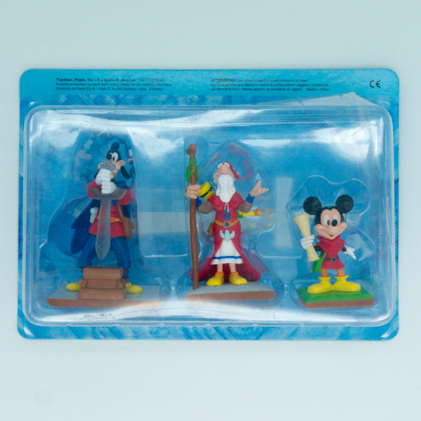 Disney Goofy Mickey Mouse Anime Toy Figure