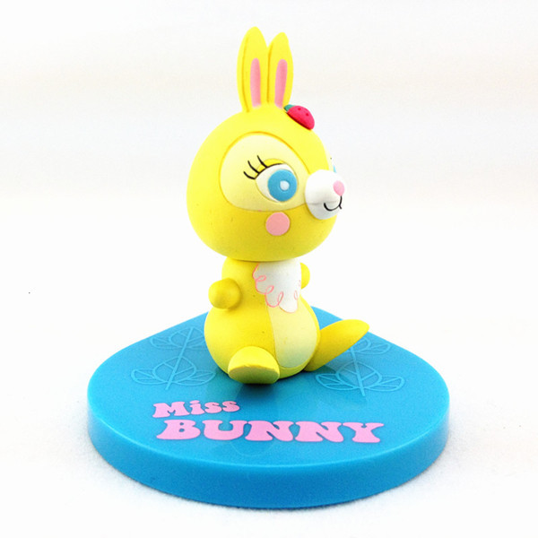 Hot decoration toys cute plastic animal figures