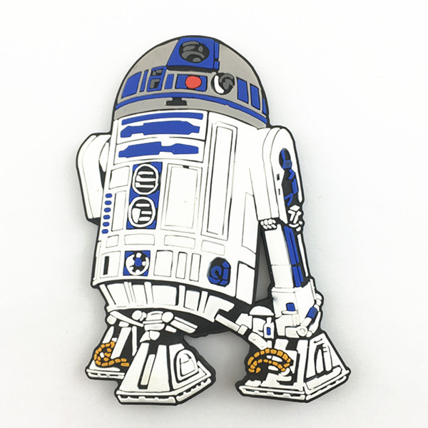 Hot Characters 2D Star Wars Fridge Magnet For Promotion