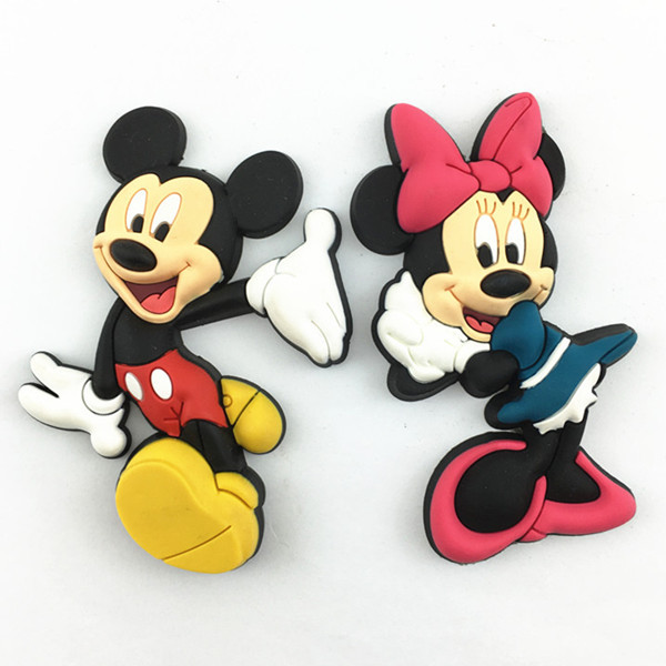 Minne Mickey Disney Magnet