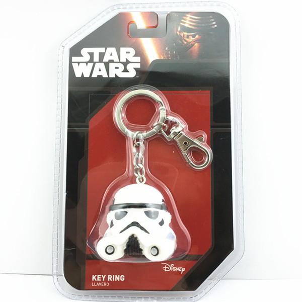 Vinyl Star Wars Key Rings