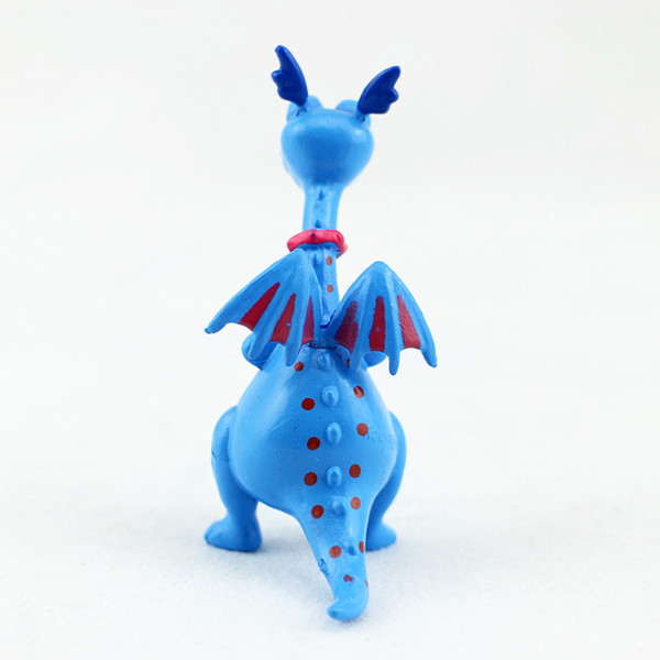 Wholesale small miniature plastic dinosaur toy