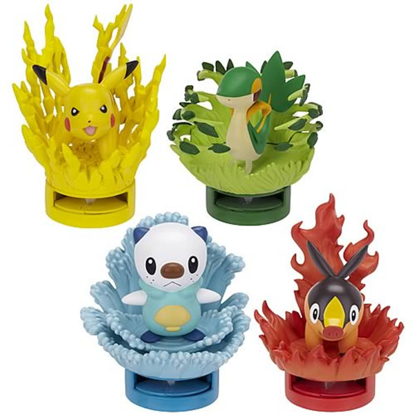 plastic pokemon figure