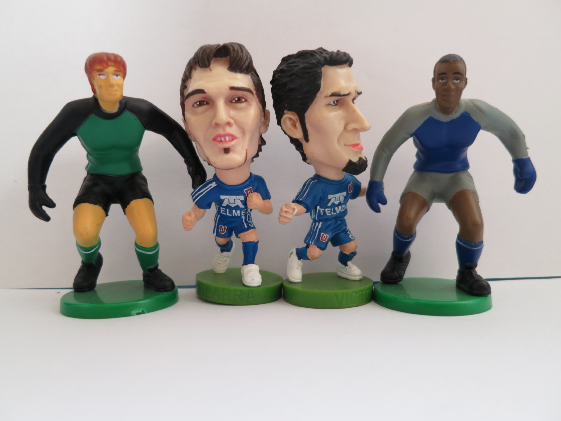 Soccer Player Action Figure - OEM