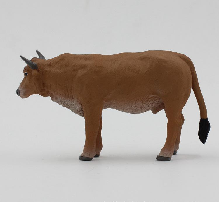Plastic Model Cow - OEM MIRIAT