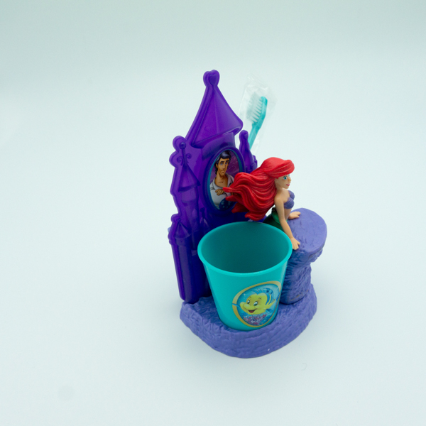 Kids Plastic Disney Princess Brushtooth Holder