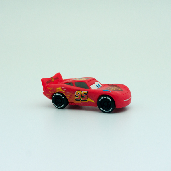 Disney Movie Pixar Cars Plastic Toy