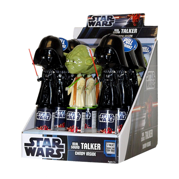 star wars candy toy, candy toys for promotio