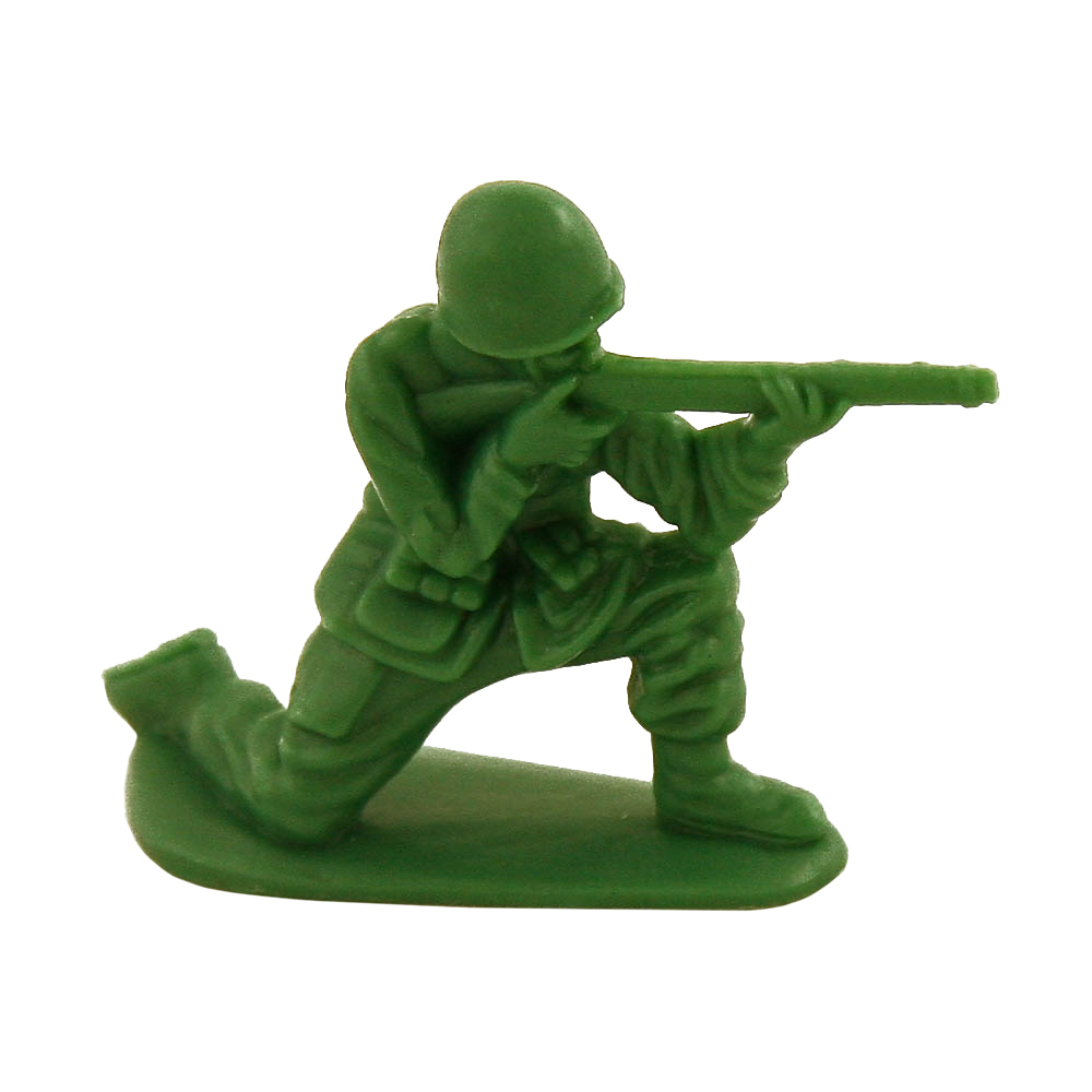 Plastic Model Military Figures