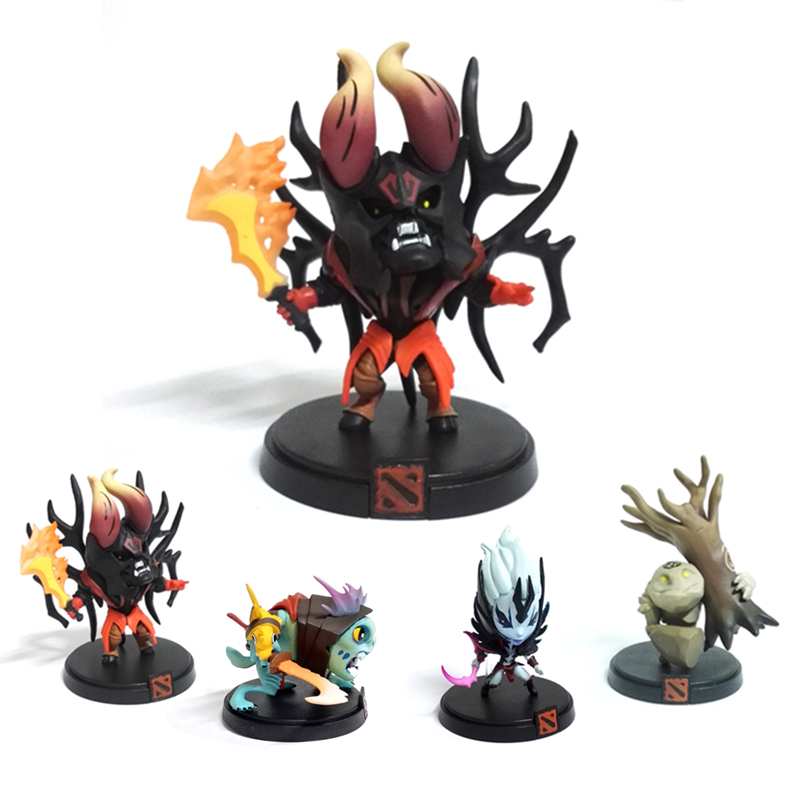 Dota2 game charcter figure