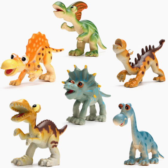 Cartoon Animal Dinosaur Figures Toy