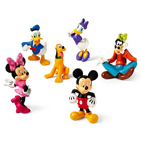 Mickey Mouse Clubhouse Figure Toys Play Set
