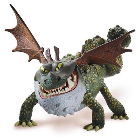 Plastic Dragon Toy