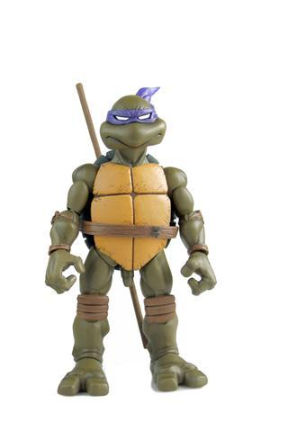 Plastic Character Toy - Teenage Mutant Ninja Turtles