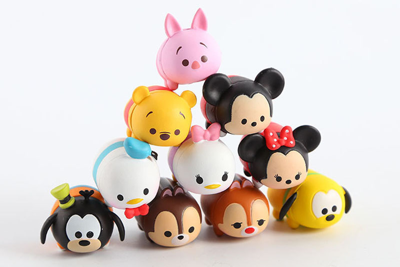 Plastic Toy - Disney toy