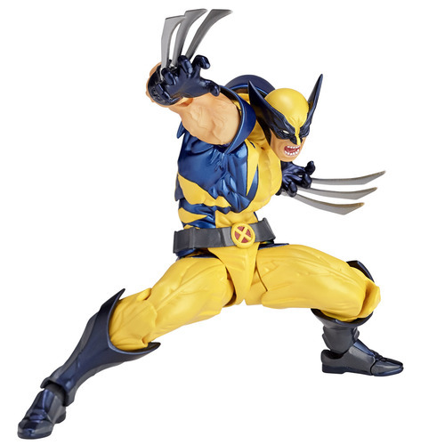 Plastic Action Figure - Wolverine