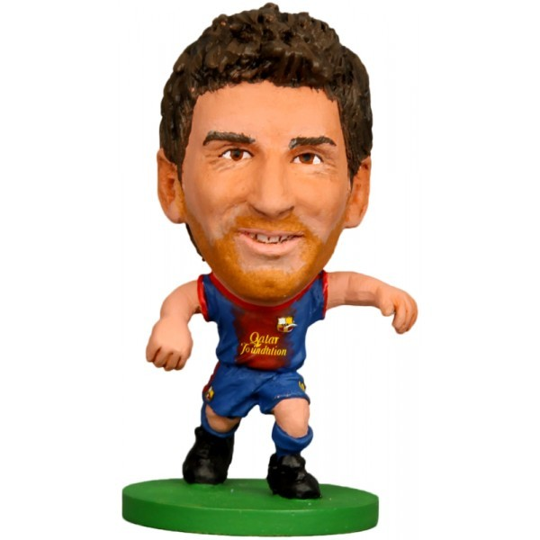 Plastic Football Player