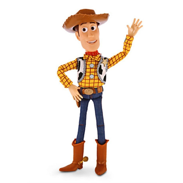 Plastic Action Figure - Pixar Toy Story