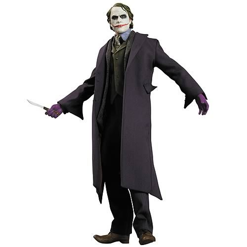 Plastic Action Figure - Joker