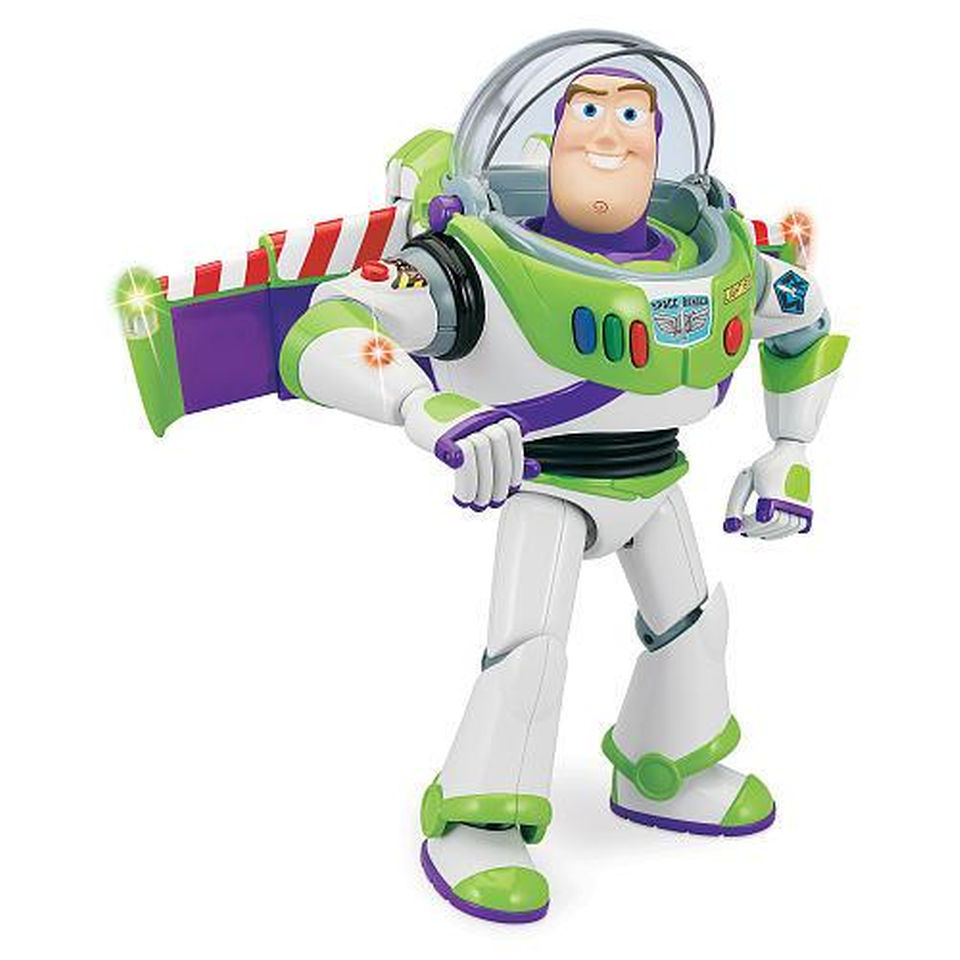 Plastic Action Figure - Toy Story
