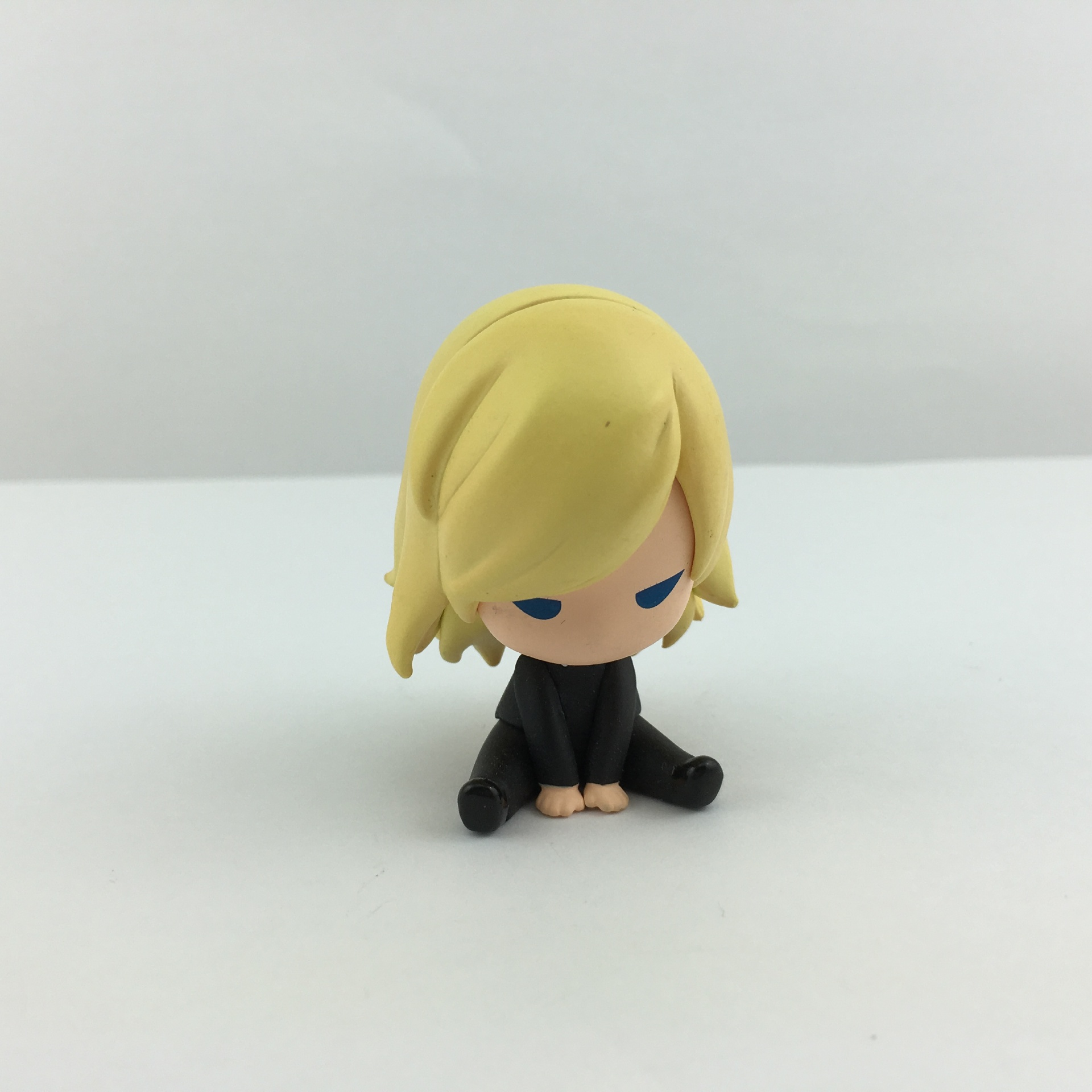 Plastic Anime Figure