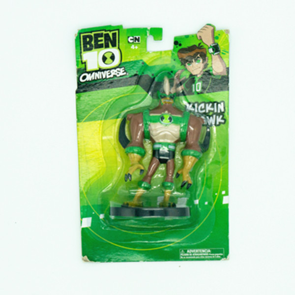 Collectable Ben 10 Characters Robot Figurines