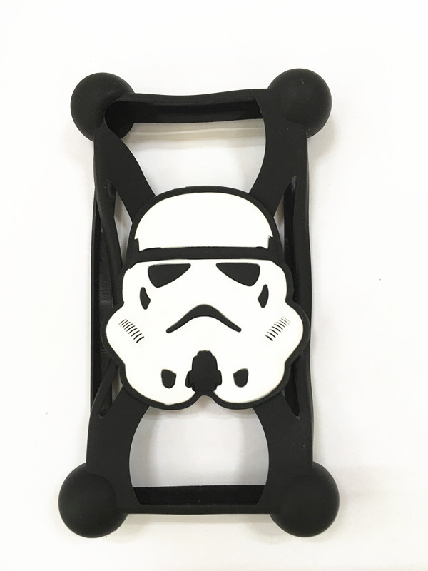 Silicone Star Wars Phone Case