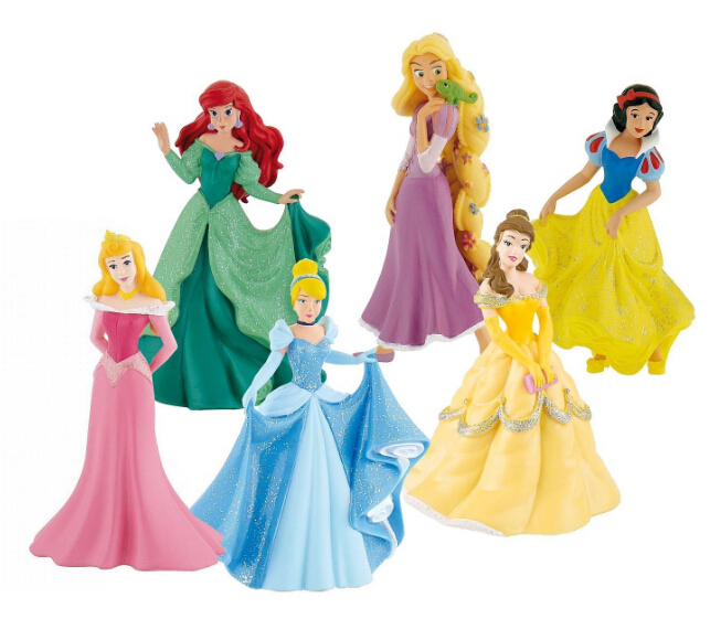 Disney Princess Action Figures