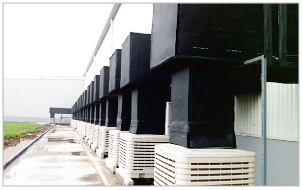 cost of evaporative cooling system, cheapest evaporative coo