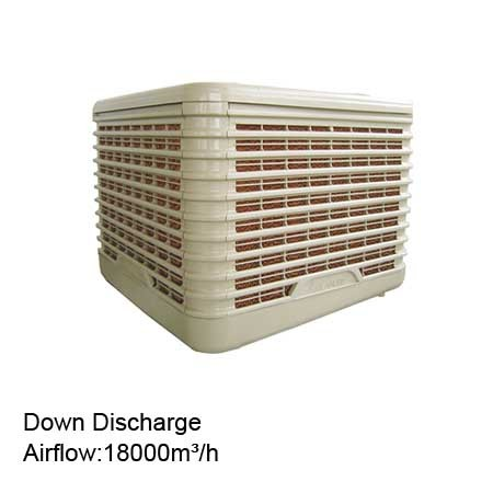 industrial evaporative air cooler, evaporative air cooling s