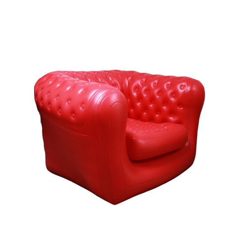 INFLATABLE CHAIR FOR EVENT RENTAL FURNITURE