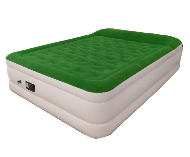 Amazon Hot selling Inflatable Air Bed Mattress Queen Size