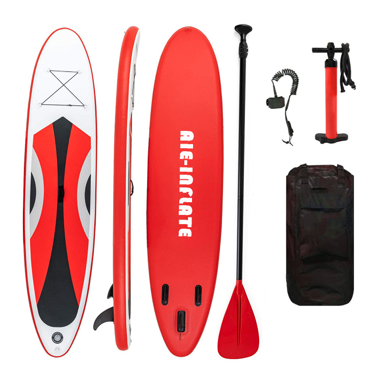 "iSUP Factory Durable PVC 11'30""6"" inflatable SUP"