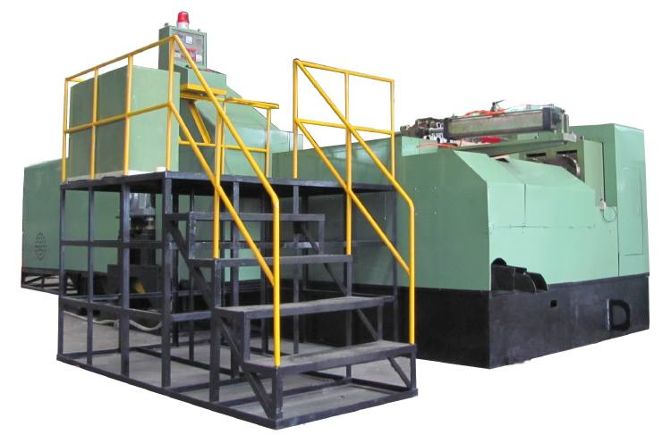 green cold forging machine