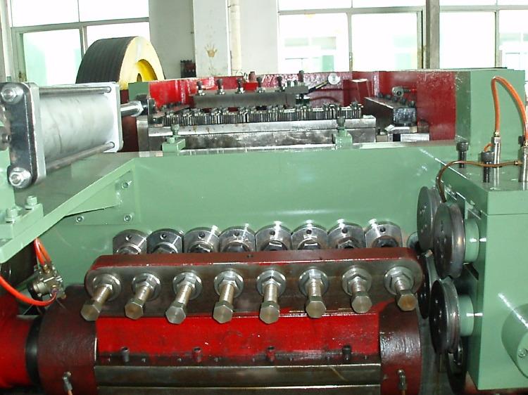 24B6SL  cold forming machine(nut making machine)