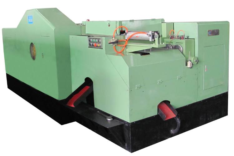 High speed cold forging machine (nut making machine)