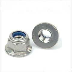 Flange Nylon Insert Locknut  DIN6926  1008(304)