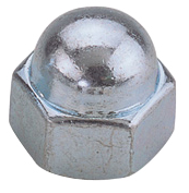 Cap Nut 2 Piece Wielded DIN1587Wield Type1008(304)