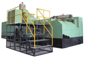 Taiwan  high speed cold forging machine