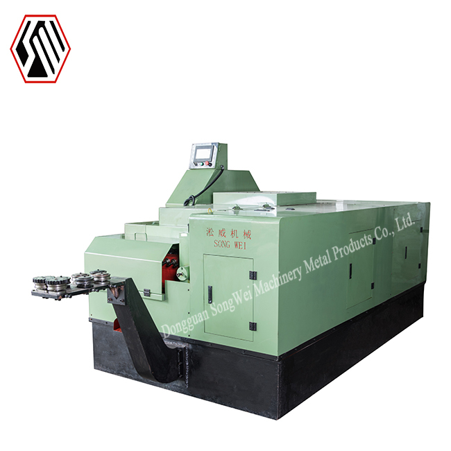 Fastener Cold Forging Machine for Spark Wheel Nut