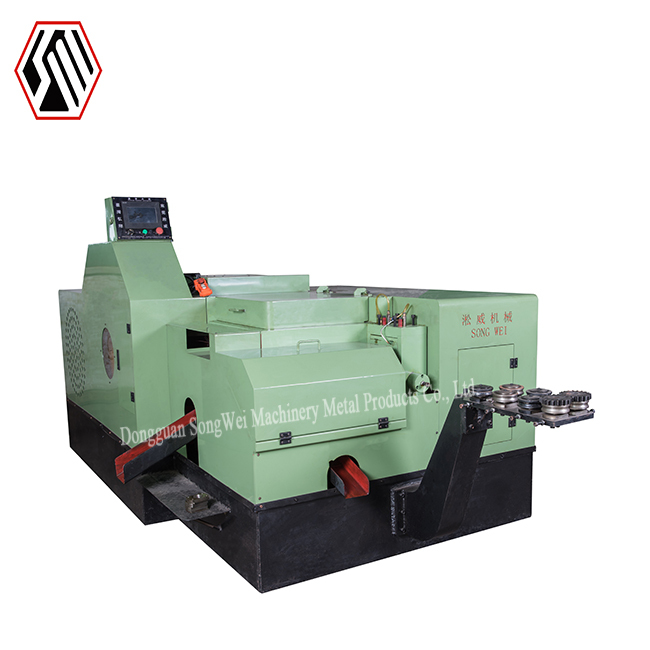 11B6S cold heading machine(nut making machine)