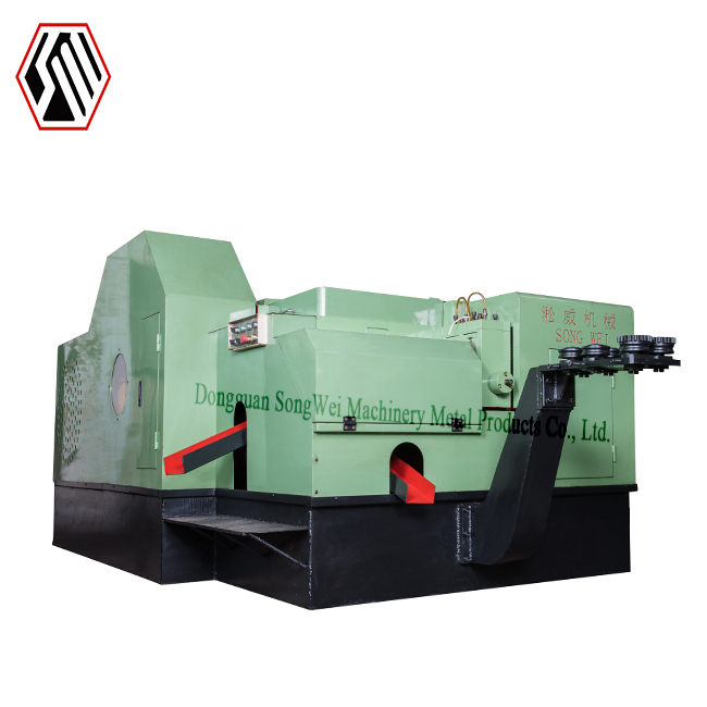 cold heading machine, nut bolt making machine