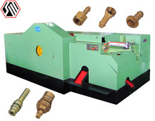 full automatic semi-tubular rivet nut making machine
