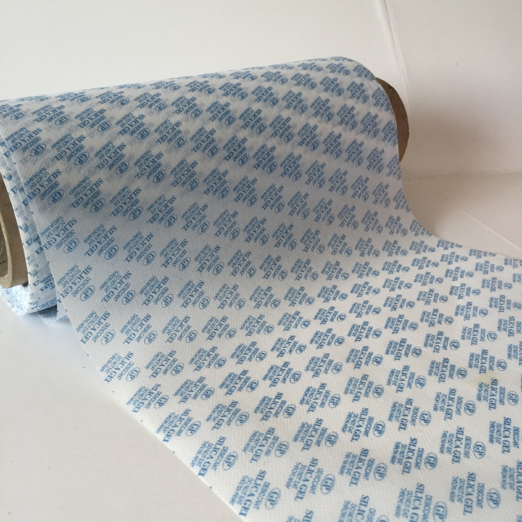 Heat Seal Nonwoven Fabric for Silica Gel Desiccant Packing