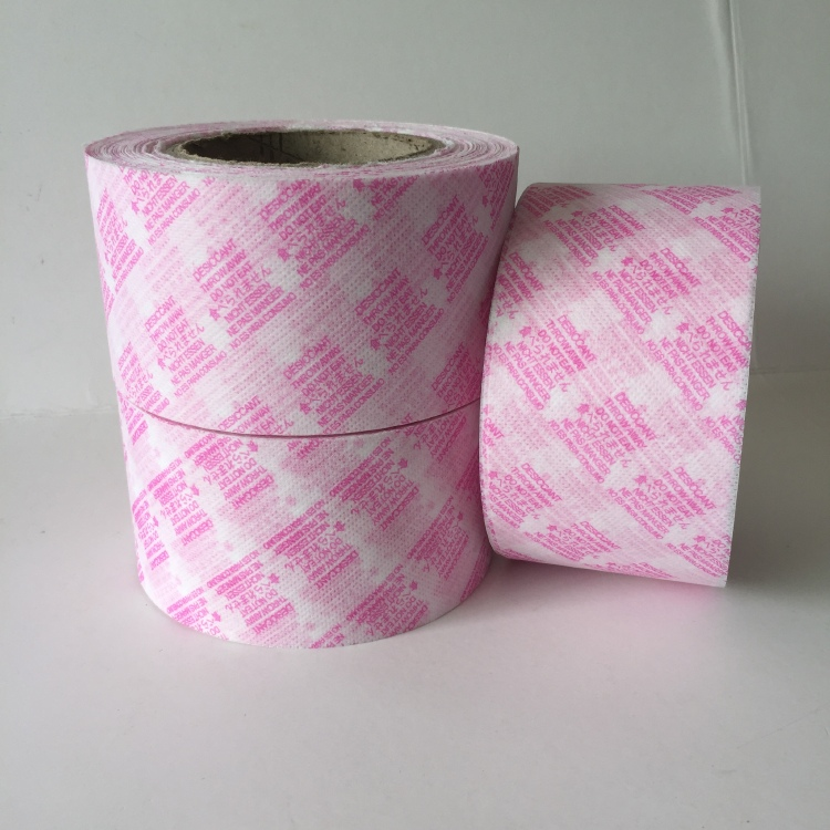 Heat Sealable Silica Gel Desiccant Package Paper