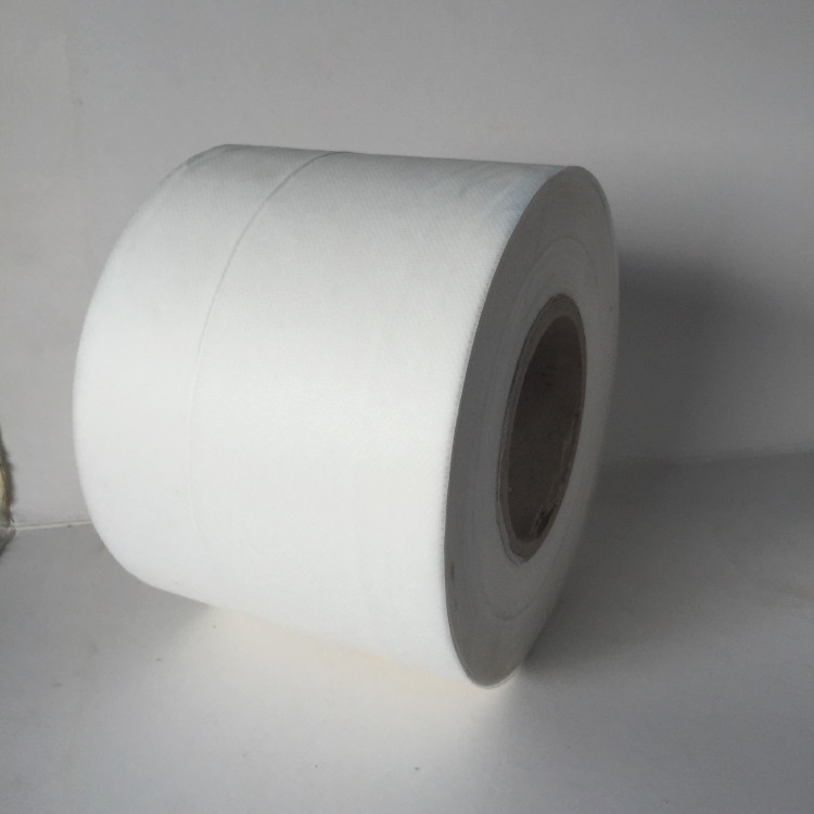 image about Printable Fabric Roll identify Warmth Sealable Non-woven Cloth