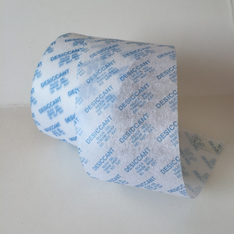 Silica Gel Deisccant Packaging Cotton Paper