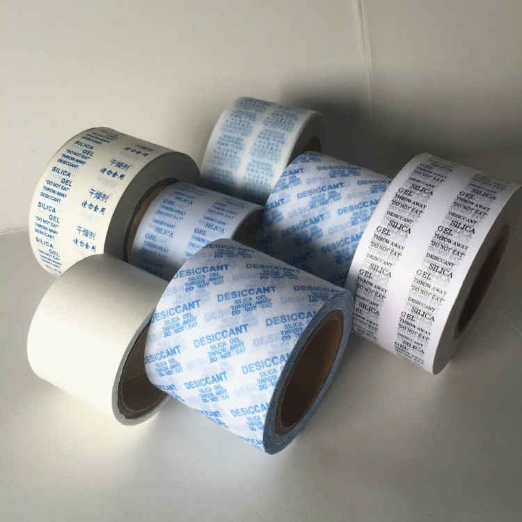 Packaging Silica Gel Paper Roll