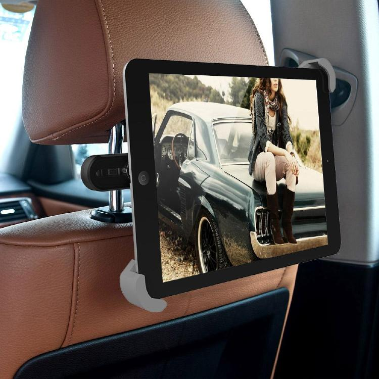 iPad Car Holder - MEMTEQ Tablet Poggiatesta Car Mount Holder